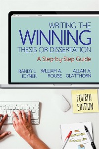 Cover Writing the Winning Thesis or Dissertation