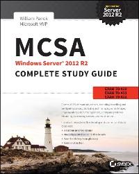 Cover MCSA Windows Server 2012 R2 Complete Study Guide