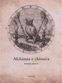 Cover Alchimia e chimica