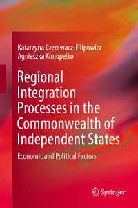 Cover Regional Integration Processes in the Commonwealth of Independent States