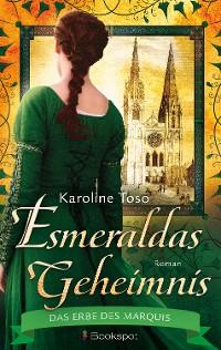 Cover Esmeraldas Geheimnis