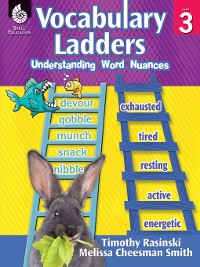 Cover Vocabulary Ladders: Understanding Word Nuances Level 3