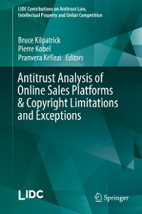 Cover Antitrust Analysis of Online Sales Platforms & Copyright Limitations and Exceptions