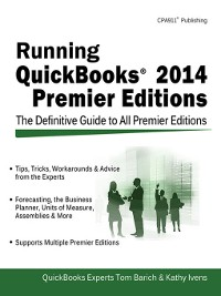 Cover Running QuickBooks 2014 Premier Editions