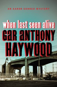 Cover When Last Seen Alive