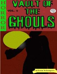 Cover Vault of the Ghouls Volume 5