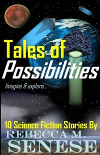 Cover Tales of Possibilities: 10 Science Fiction Stories