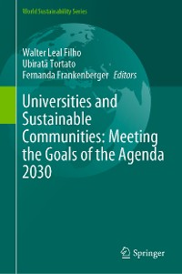 Cover Universities and Sustainable Communities: Meeting the Goals of the Agenda 2030