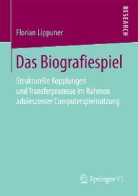 Cover Das Biografiespiel