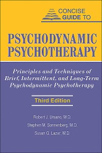 Cover Concise Guide to Psychodynamic Psychotherapy