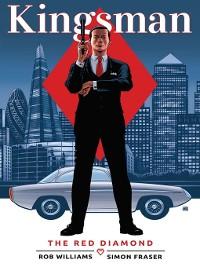 Cover Kingsman (2017), Volume 2