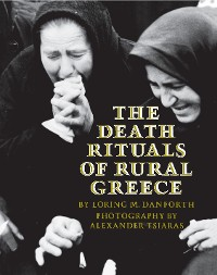 Cover The Death Rituals of Rural Greece