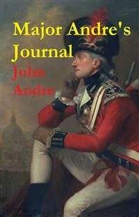Cover Major Andre's Journal