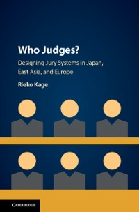 Cover Who Judges?