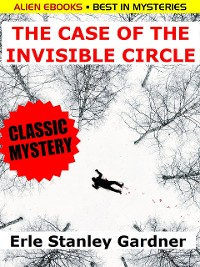Cover The Case of the Invisible Circle