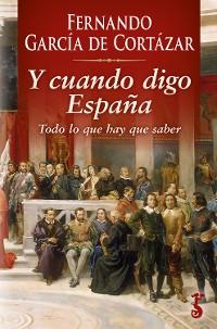 Cover Y cuando digo España