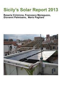 Cover Sicily's Solar Report 2013