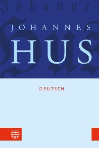 Cover Johannes Hus deutsch