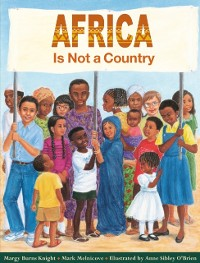 Cover Africa Is Not a Country