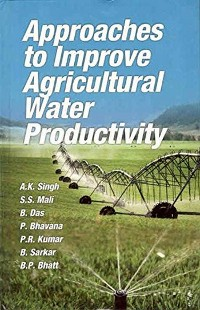 Cover Approaches To Improve Agricultural Water Productivity