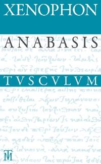 Cover Anabasis / Der Zug der Zehntausend