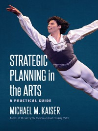 Cover Strategic Planning in the Arts