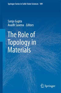 Cover The Role of Topology in Materials