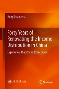 Cover Forty Years of Renovating the Income Distribution in China