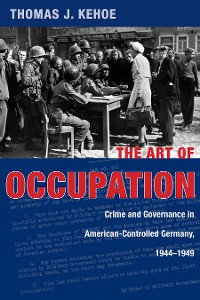 Cover The Art of Occupation