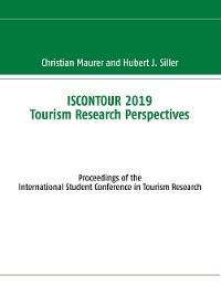 Cover ISCONTOUR 2019 Tourism Research Perspectives