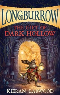 Cover Gift of Dark Hollow