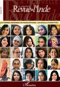Cover Les femmes indiennes en francophonie : un masala d'identites !
