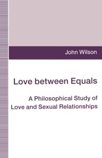 Cover Love between Equals