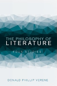 Cover The Philosophy of Literature