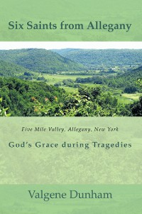 Cover Six Saints from Allegany