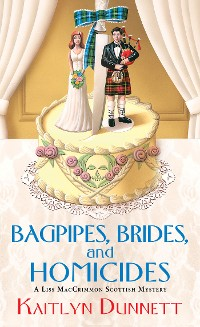 Cover Bagpipes, Brides and Homicides