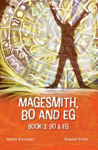 Cover The Magesmith Book 3