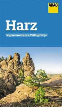 Cover ADAC Reiseführer Harz