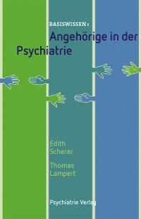 Cover Angehörige in der Psychiatrie