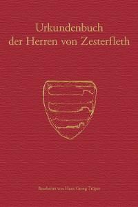 Cover Urkundenbuch der Herren von Zesterfleth