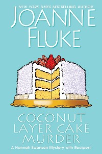 Cover Coconut Layer Cake Murder
