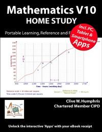 Cover Mathematics V10 Home Study