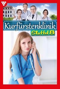 Cover Kurfürstenklinik Staffel 8 – Arztroman