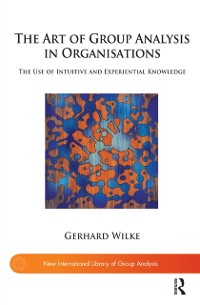 Cover Art of Group Analysis in Organisations