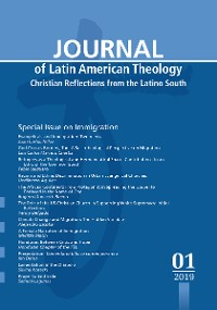 Cover Journal of Latin American Theology, Volume 14, Number 1