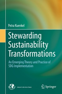 Cover Stewarding Sustainability Transformations