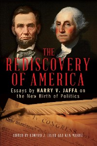 Cover The Rediscovery of America