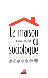 Cover La maison du sociologue