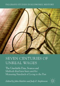 Cover Seven Centuries of Unreal Wages