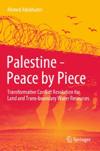 Cover Palestine - Peace by Piece